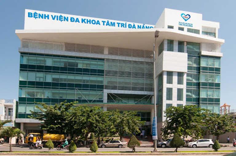 Bệnh viện đa khoa Tâm Trí đạt chuẩn quốc tế