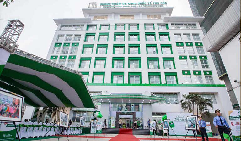 Bệnh viện Đa khoa Thu Cúc