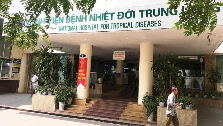bệnh viện nhiệt đới tw