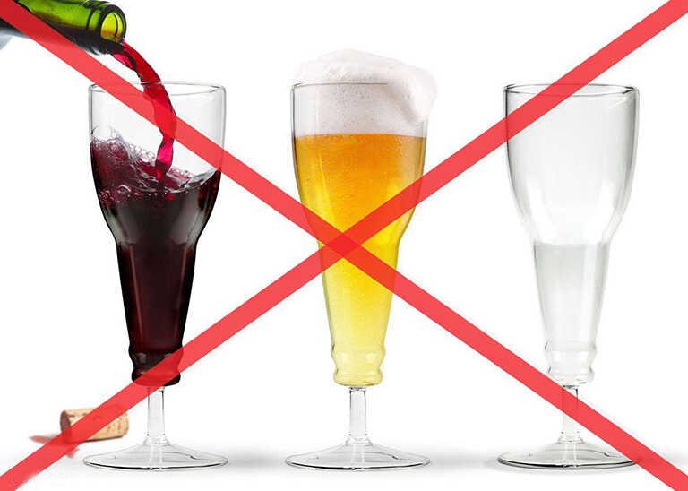viêm gan B nên kiêng rượu bia