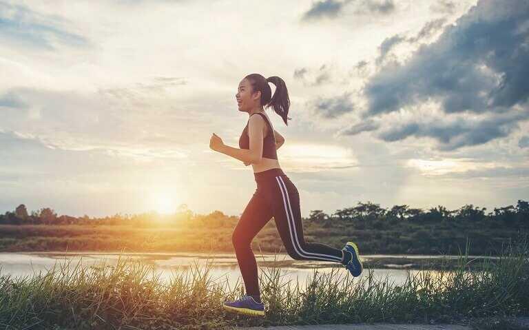Lối sống lành mạnh, thường xuyên rèn luyện cơ thể