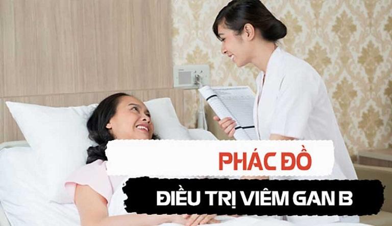 Phác đồ chẩn đoán và điều trị viêm gan B của Bộ Y Tế