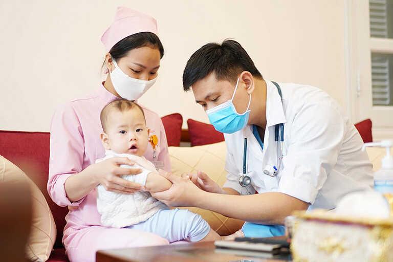 Khi trẻ có dấu hiệu bị viêm gan B