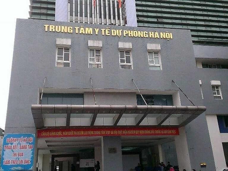 Trung tâm Y tế Dự phòng Hà Nội