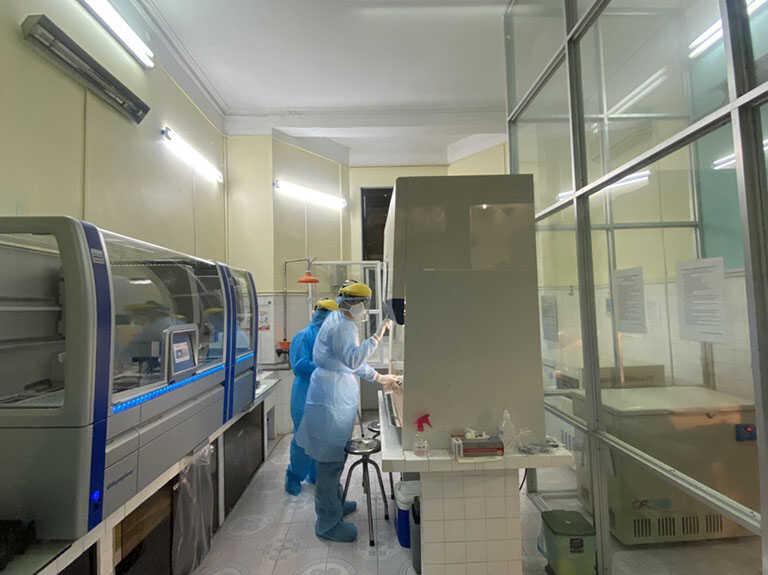 Trung tâm Y tế dự phòng Hải Phòng