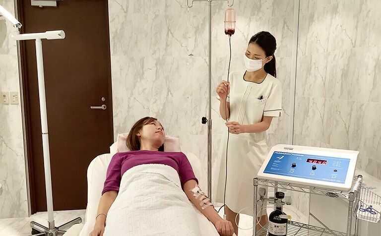 Truyền máu mang ozone
