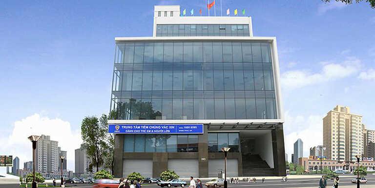 Trung tâm tiêm chủng VNVC Đà Nẵng