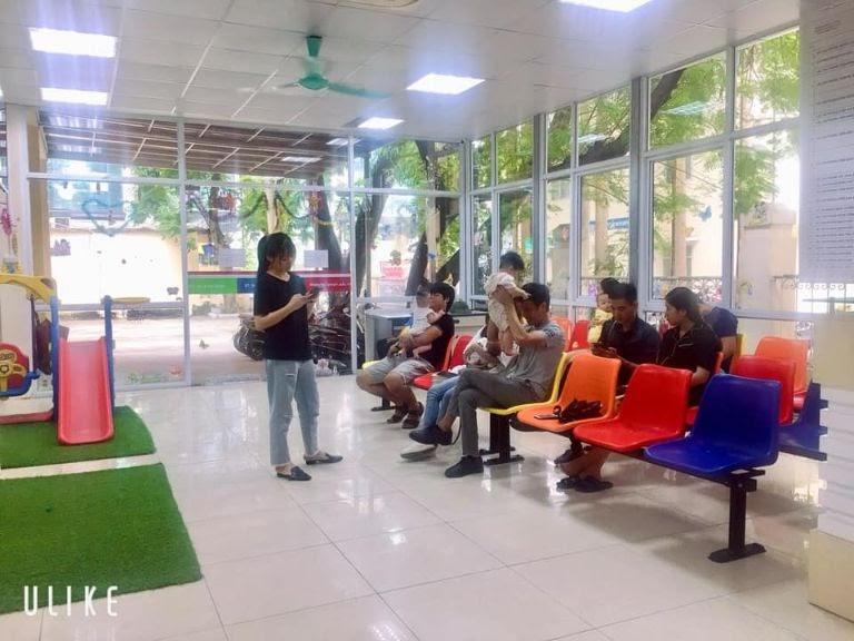 Tiêm chủng vắc-xin viêm gan B ở Hà Nội