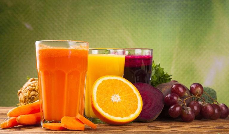 8 Loại nước uống tốt cho người bị gan nhiễm mỡ
