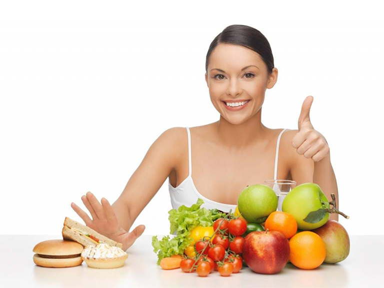 Chế độ ăn uống kiêng cử cho người bị gan nhiễm mỡ độ 1