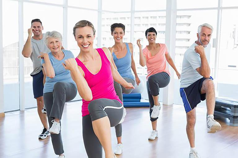 2 Bài tập thể dục tốt cho người bị gan nhiễm mỡ