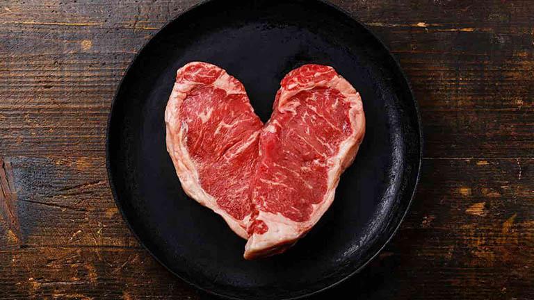 Bị gan nhiễm mỡ có ăn thịt bò được không?