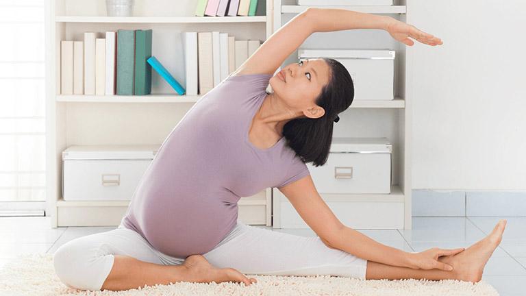 Bị gan nhiễm mỡ khi mang thai