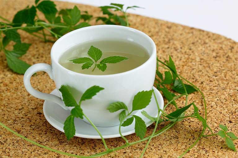 Bị gan nhiễm mỡ nên uống trà gì