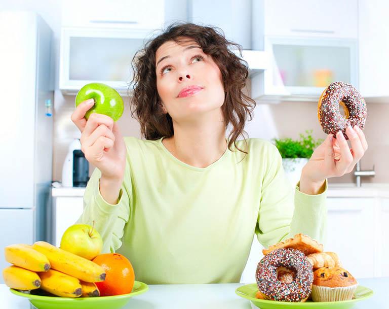 Chế độ ăn uống kiêng cử khi bị gan nhiễm mỡ độ 2