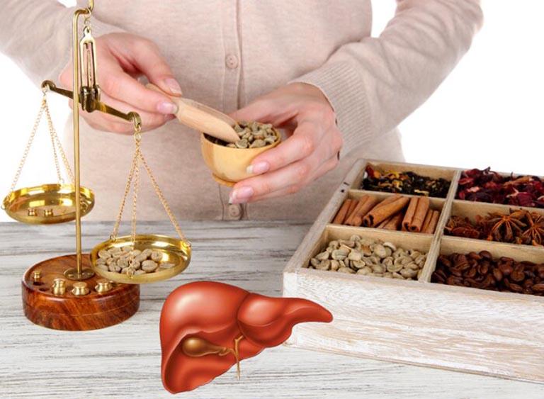 Chữa gan nhiễm mỡ bằng bài thuốc đông y