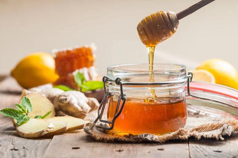cách chữa gan nhiễm mỡ bằng mật ong