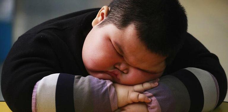 Gan nhiễm mỡ ở trẻ em