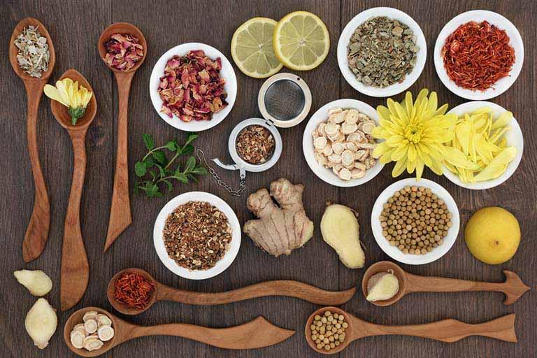 Điều trị xơ gan bằng các bài thuốc Đông y